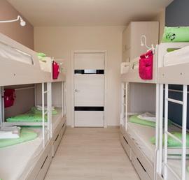 Многоместная комната для женщин