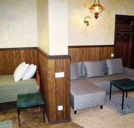 Апартаменты TWIN в гостинице