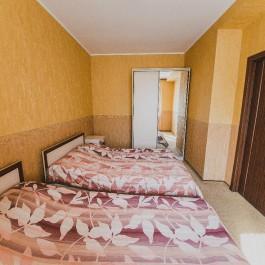 Люкс № 4 (2-х местный). Спальная зона.